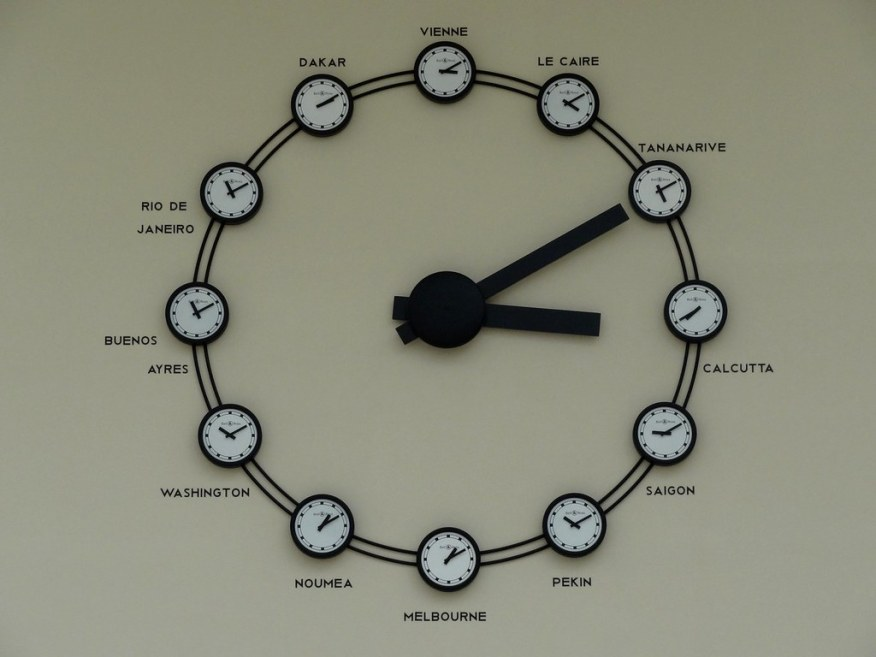 le bourget horloge