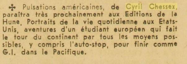 les lettres françaises