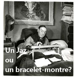 logo jaz ou bracelet