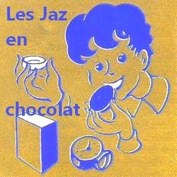 logo Les Jaz en chocolat dec 1951