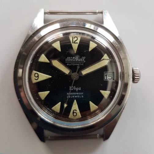 Mitchell montres