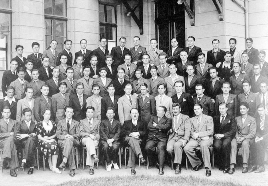promotion 1934