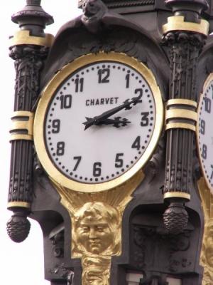 Tassin horloge