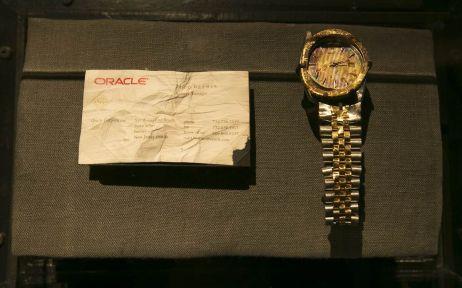 11 septembre Rolex