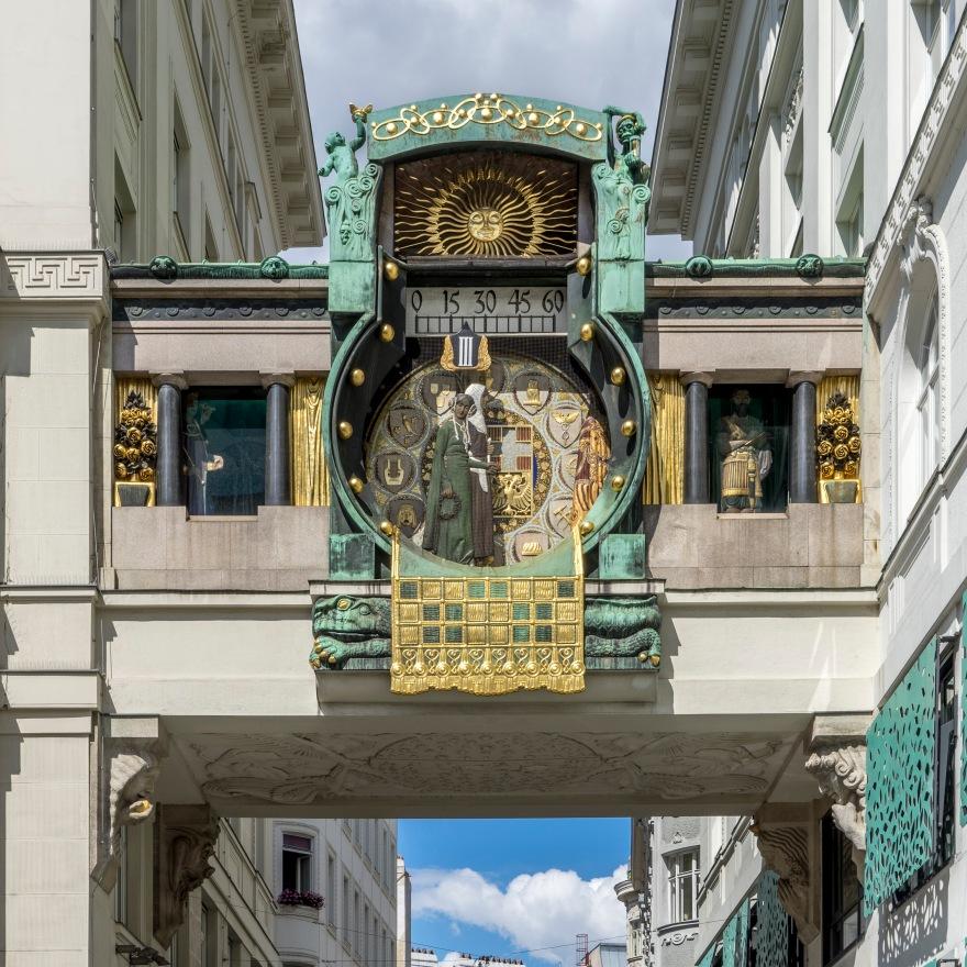 Ankeruhr,_Hoher_Markt,_Vienna