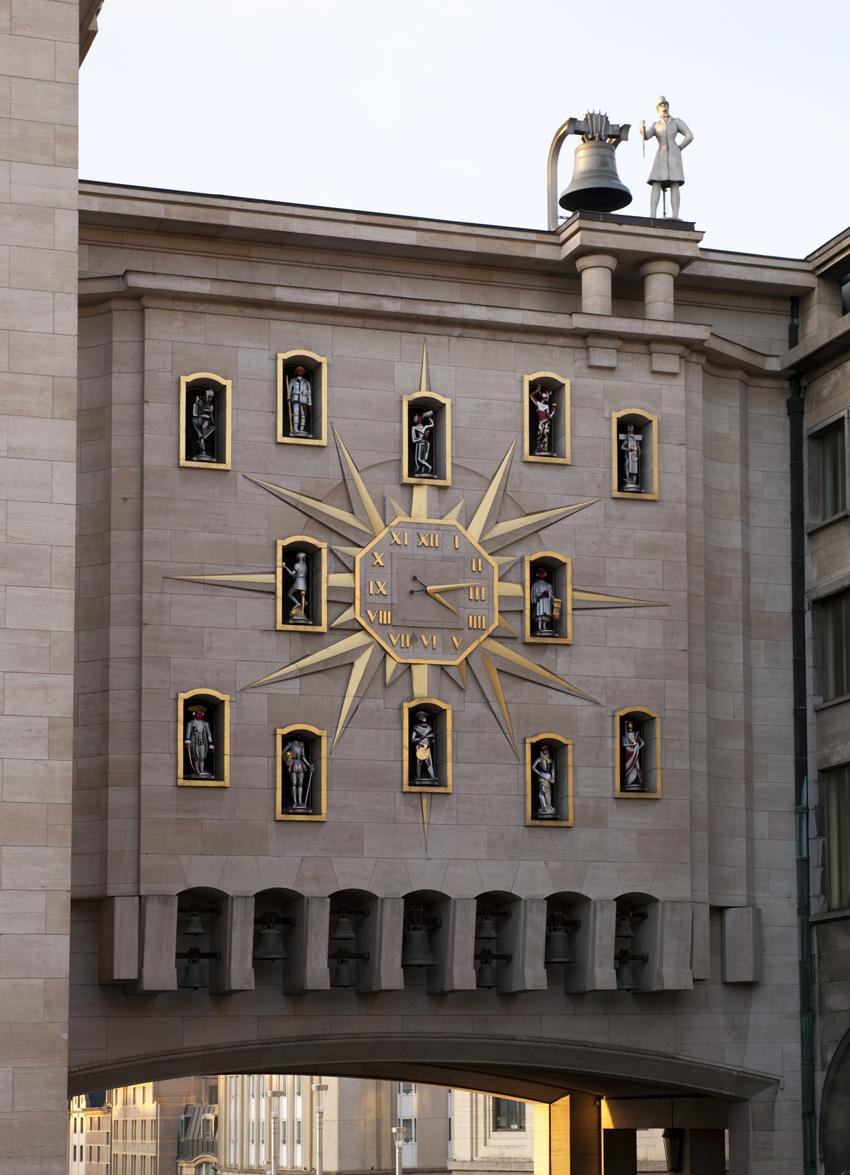 Le carillon du Mont des Arts / De sprekende klok 1958