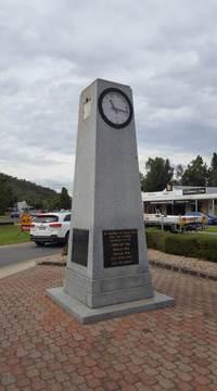 Clyde Street & Great Alpine Road, Myrtleford, Alpine - Victoria, Australia