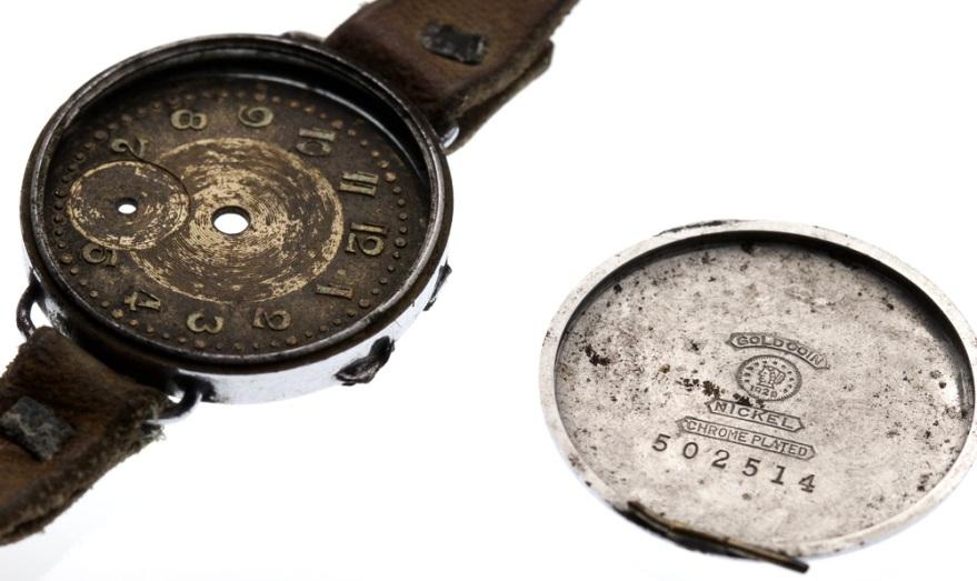 Hiroshima clock