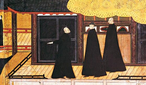 jésuites au japon
