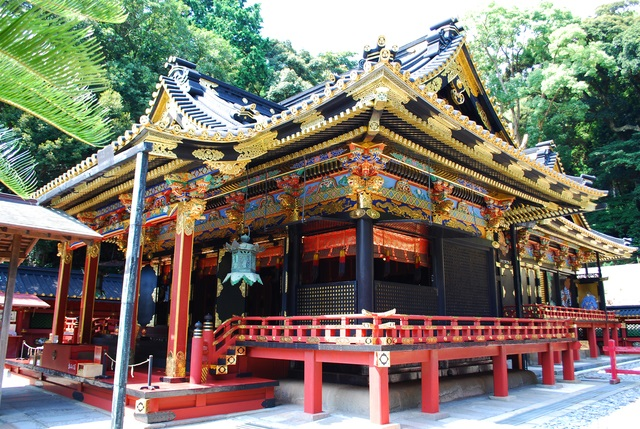 Kunozan-Toshogu-Romon-Prayer-hall