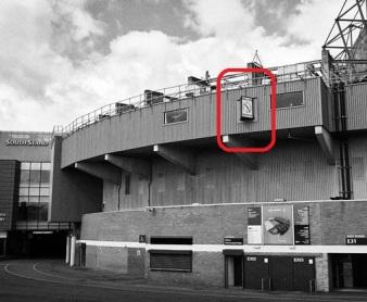 munich-clock-and-munich-tunnel-manchester-united-old-trafford-stadium-uk