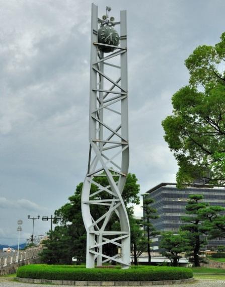 peace-clock-tower-hiroshima-peace-memorial-park