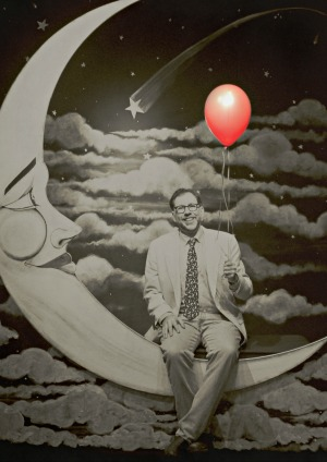 Steiner-red-balloon-tintype
