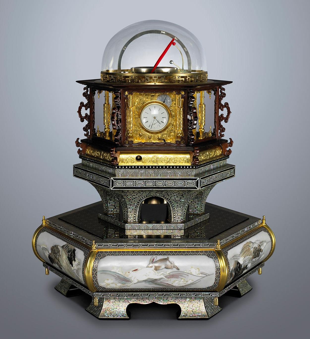 Tanaka-Hisashige-Myriad-Year-Clock-3