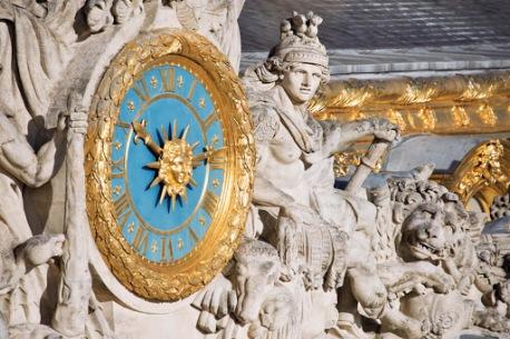 versailles horloge 2