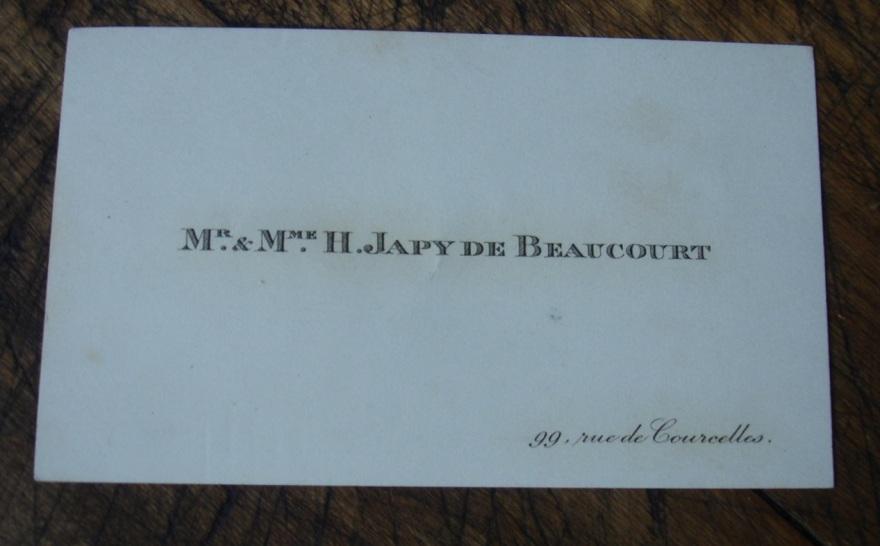 Japy de Beaucourt