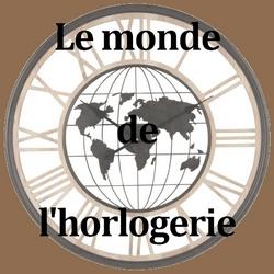 logo le monde de l'horlogerie
