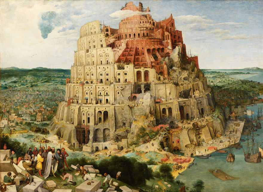 Pieter_Bruegel_the_Elder_-_The_Tower_of_Babel