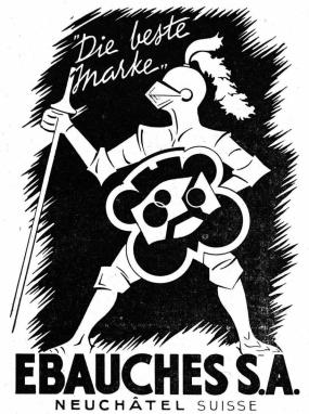 Ebauches 1943