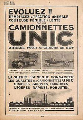 Puteaux-92-Automobiles-Unic